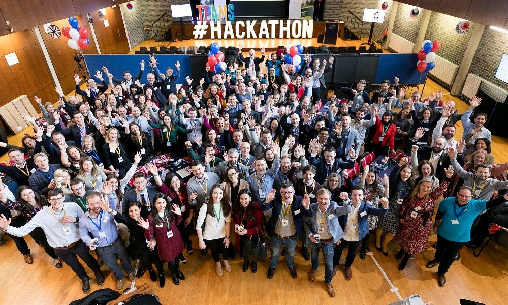 2019 American Chamber of Commerce's Future Leaders Hackathon