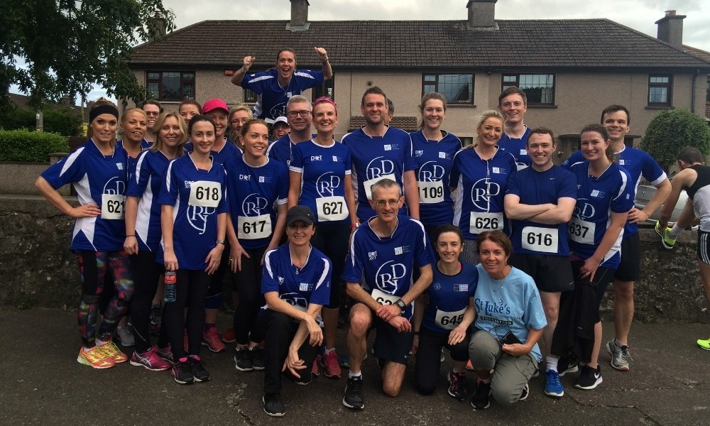 St Luke's Home 5K Run