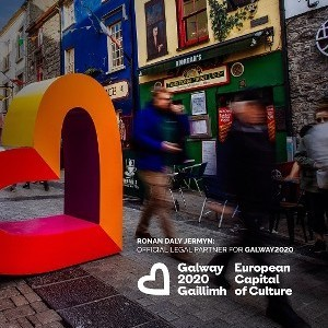 RDJ announces partnership with Galway 2020