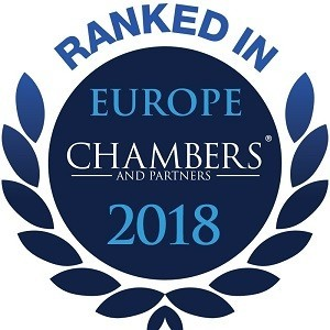 Chambers Europe Ranks Ronan Daly Jermyn Highly in 2018 Guide