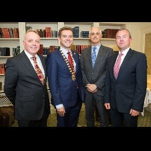 Ronan Daly Jermyn Managing Partner Appointed to Cork Chamber Board