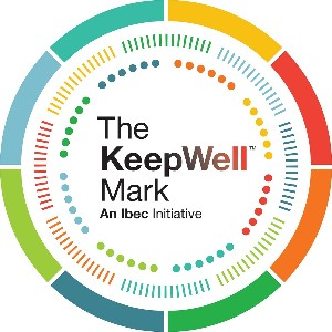 Ronan Daly Jermyn achieves KeepWell Mark as part of ongoing commitment to employee wellness