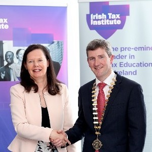 Mark Barrett Appointed New President of the Irish Tax Institute