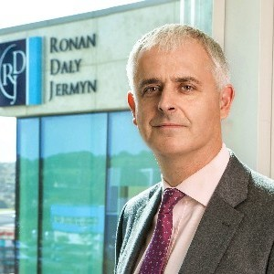 Ronan Daly Jermyn re-appoints Managing Partner for four-year term