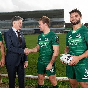 Ronan Daly Jermyn renews partnership with Connacht Rugby