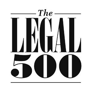 The Legal 500 recognises RDJ lawyers and practices