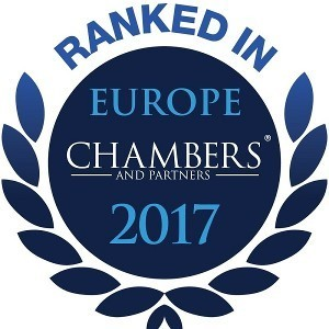 Chambers Europe Ranks Ronan Daly Jermyn Highly in 2017 Guide